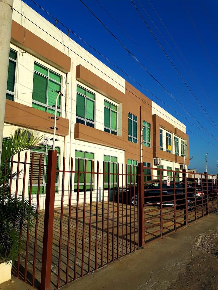 Departamento Amoblado en Punta Blanca-Entrada 5!!