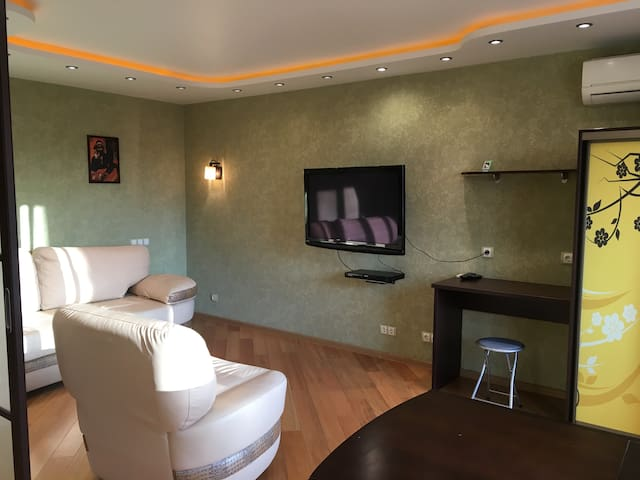 -25% Luxury Studio with Lounge near Mosfilm