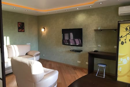 -25% Luxury Studio with Lounge near Mosfilm - Moskva
