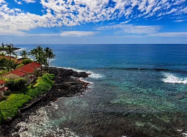 Hawaiian Paradise at Kona Coast Resort