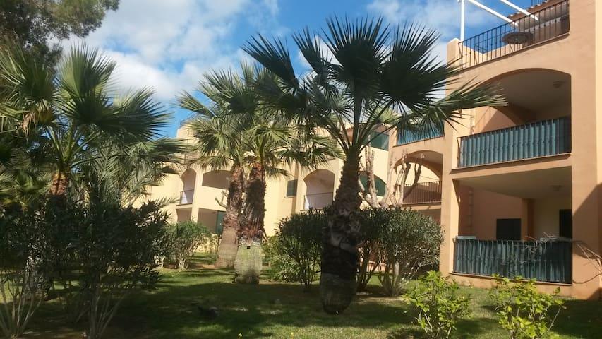 Apartamento Vacaciones en Mondragó☆ - Portopetro - Huoneisto