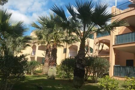 Apartamento Vacaciones en Mondragó☆ - Portopetro - Apartemen