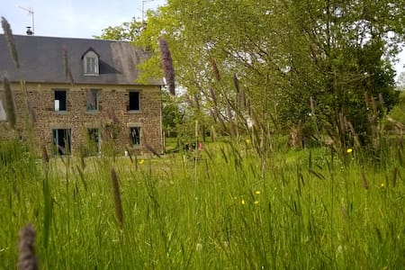 Charmante maison dans cadre bucolique - Saint-Denis-le-Vêtu