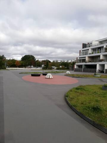 Cosy Flat in Høje Taastrup