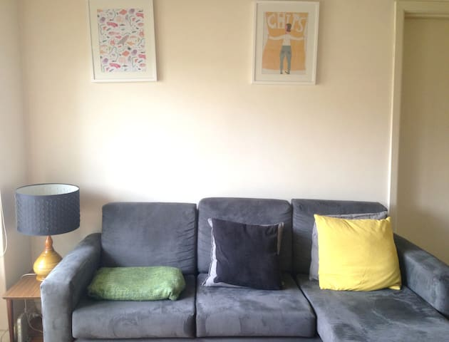 Light and bright St Kilda pad. - Saint Kilda - Apartamento