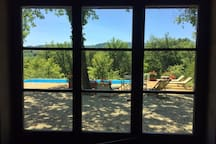 Villa near Florence: Pool, AC, Vast natural garden