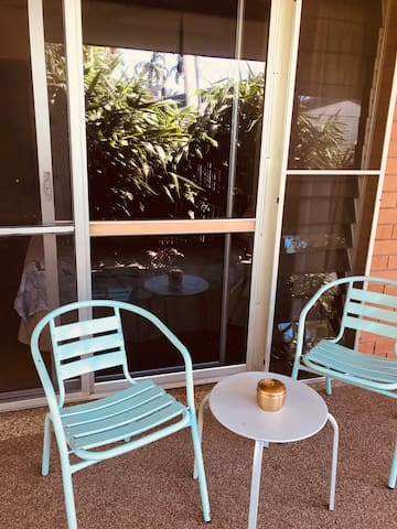Relax on your patio