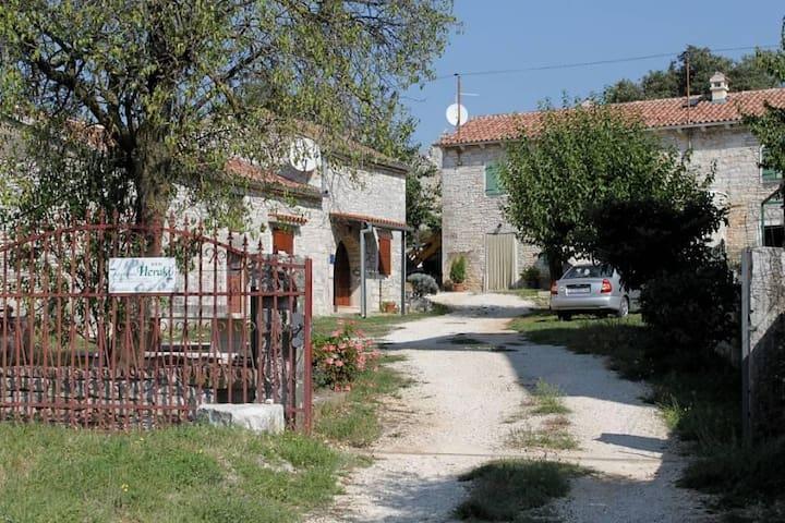 One bedroom apartment with terrace Heraki, Središnja Istra (A-7167-b) - Heraki - Otros