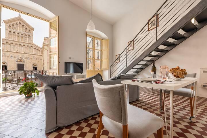 Lollotà Castello WiFi luxury flat (IUN P1849)