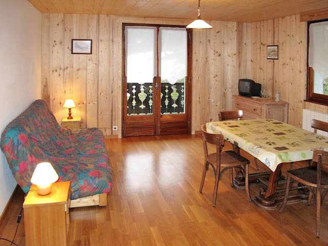 Holiday apartment in Morzine for 3 persons