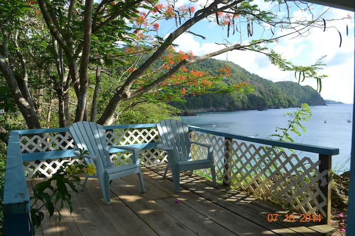 SWEET POINT COTTAGES - Castara - Byt