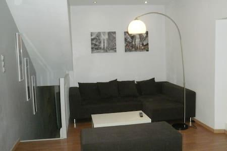 DUPLEX MEUBLE CENTRE MONTBELIARD - Montbéliard - 公寓