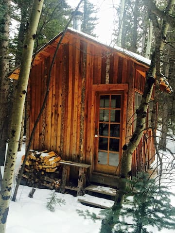 Rustic Cabin Camping - Nederland - Cabane
