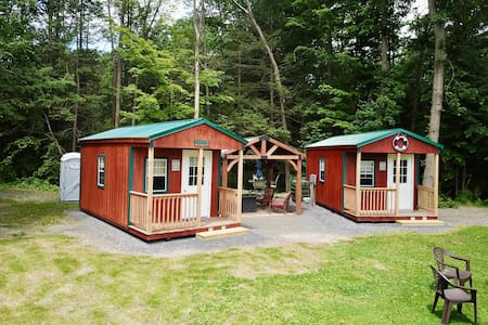 Seneca Heights Cabins - Hunters Delight