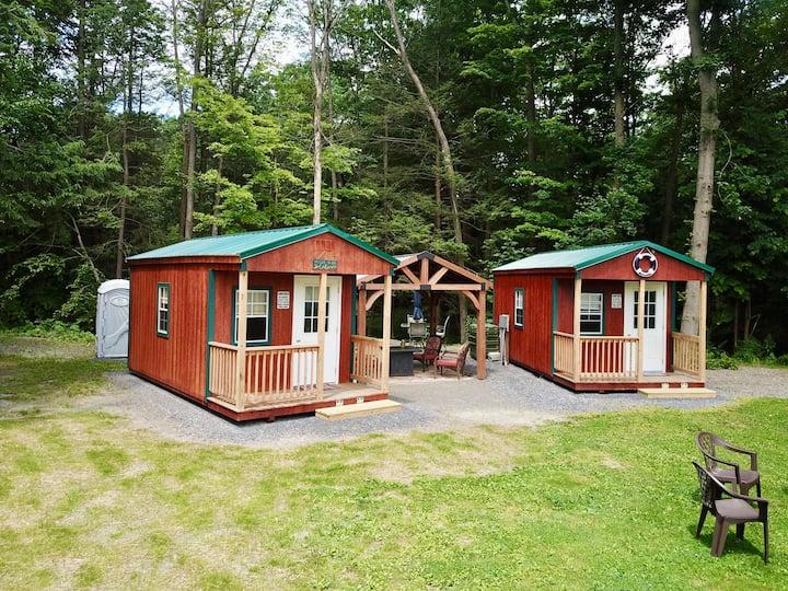 Seneca Heights Cabins - Hunters Delight