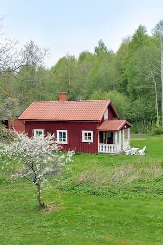 Välkommen till Lillstuga i Östra Ämtervik.