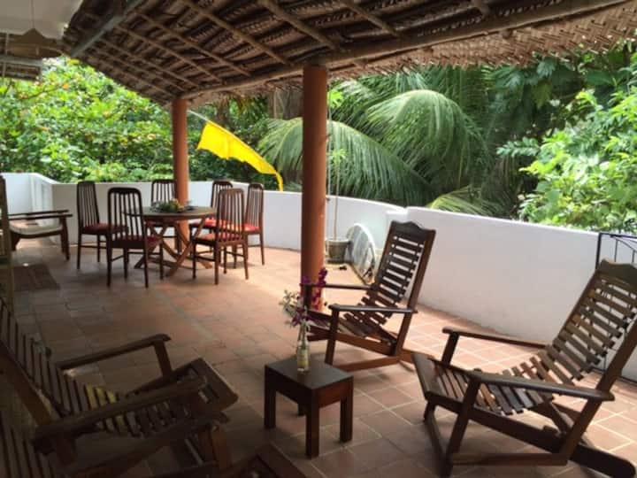Breadfruit Garden