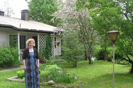 Several beds in a house near nature - Vantaa - Bed & Breakfast