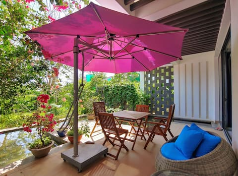 Zoan's Place - Oceanami, 4BR private family villa