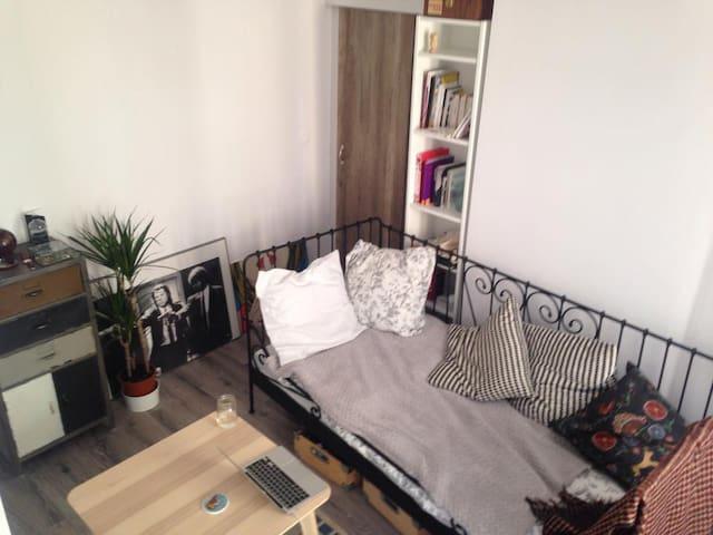 Appartement cosy à 2 pas du Canal St Martin - Paris - Apartment