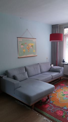 Comfortable appartment close to city centre - Amsterdam - Wohnung