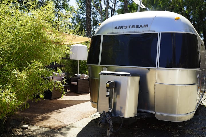 Airstream at Rancho de Swell