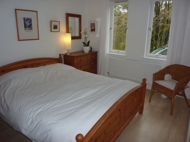 Comfortable bedroom in peaceful location. - Ambleside - House