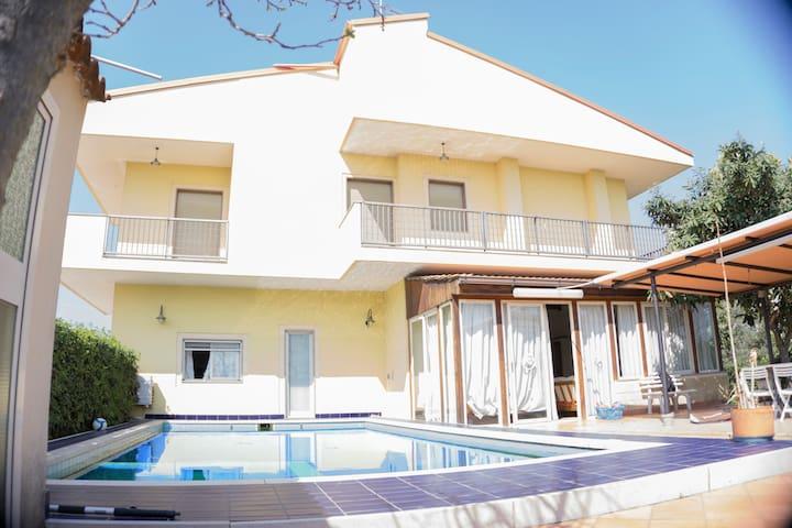 Villa Katia piano primo