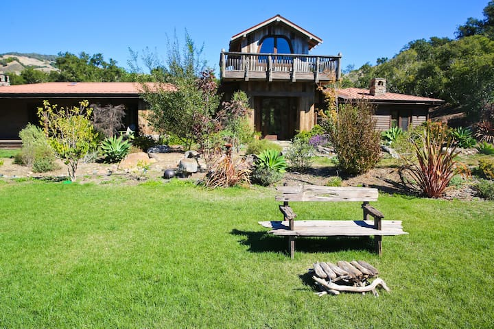 Spectacular Nature Reserve In Coastal Setting - Cambria - Casa