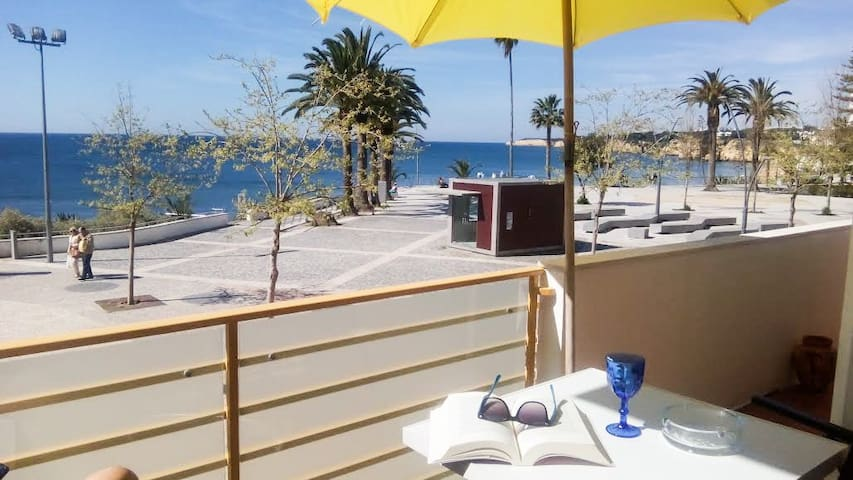 Algarve - seafront - 2bedrooms apt - Armação de Pêra - Appartement