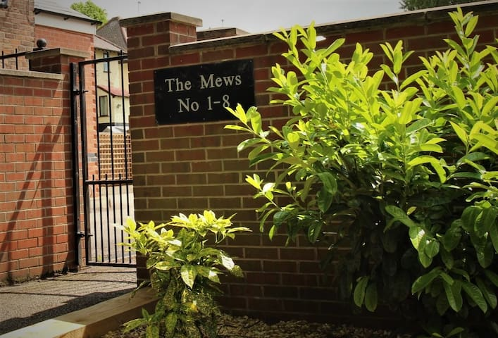 Comfort's Gated Harrowby Mews