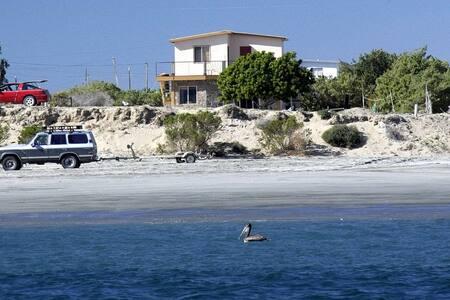Bahia Asuncion Beach House  HOST:Shari Bondy