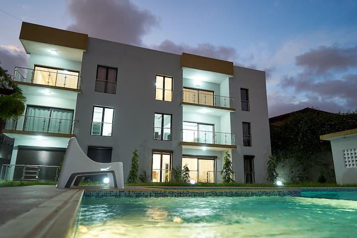 Magnifique appartement de 4P (3chambres)