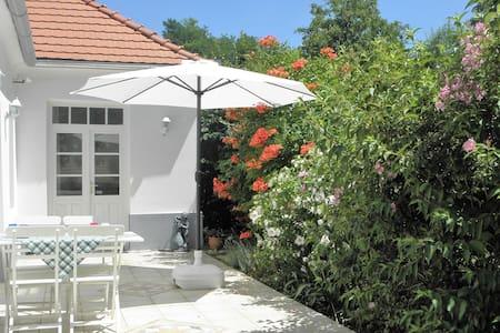 Romantische witte villa met zwembad - Zalaköveskút - Vila