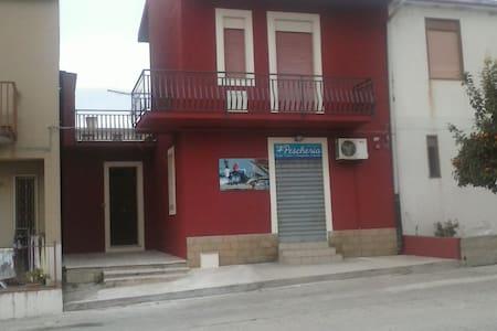 Casa Crocetta - Salaparuta - Huis