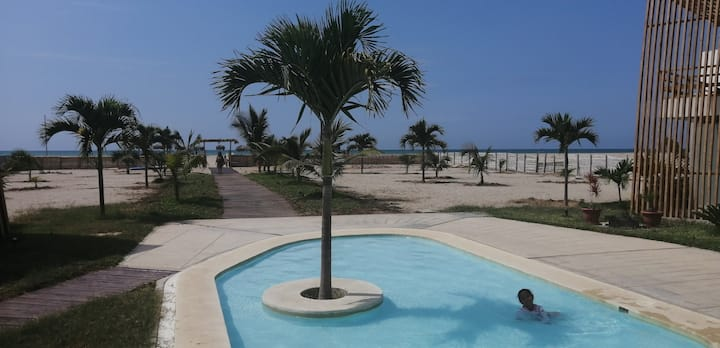 Dpto Playa #110 Zorritos Tumbes