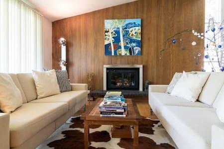 Mod Mid-Century living in Royal Oak