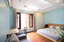 280$/month | Mirr Homestay Hanoi 4| Room 3B