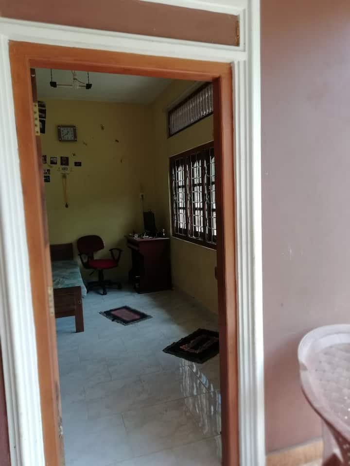 A small room near sinharaja rainforest!