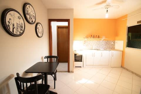 Apê no Centro de Linhares - Perfeito para casais