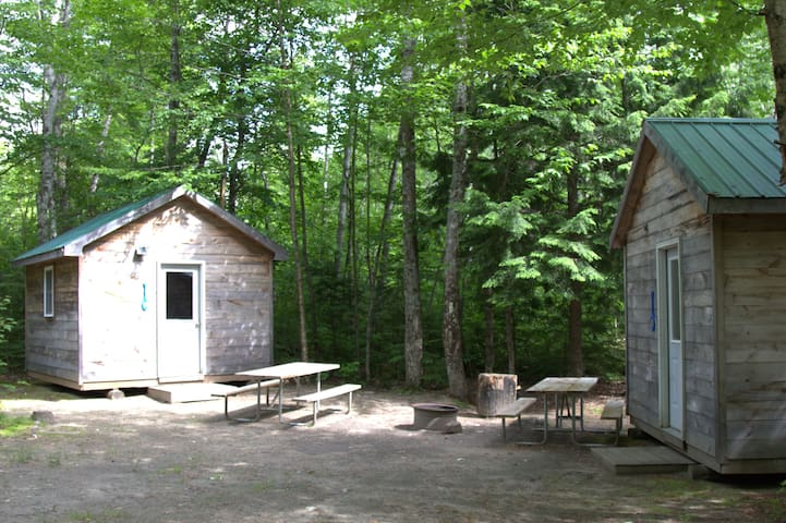 Bunkhouse at Penobscot Outdoor Center.6
