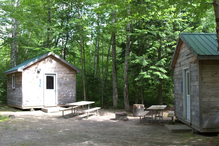 Bunkhouse at Penobscot Outdoor Center......