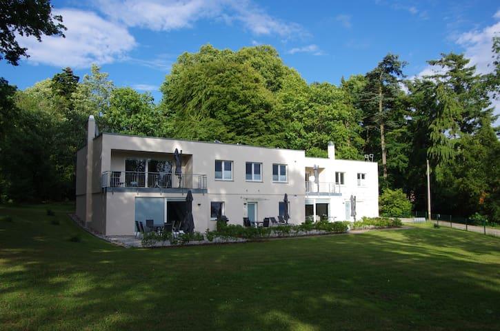 Haus Ingrid Wohnung 3 - Für Fahrer und Fussgänger