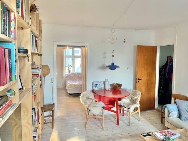 Beautiful designer apartment in prime location
