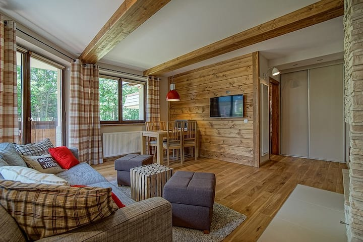 Apartament Brzozowy