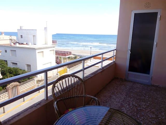 Apartamento 25' Valencia.Playa Mareny Barraquetes