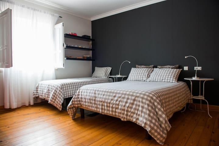 Magnolia Bed and Breakfast - Quarto triplo