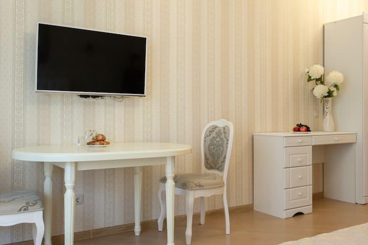 Уютные апартаменты на Белинского, 30 (25)
