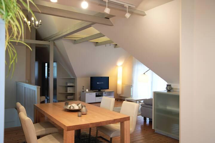 Apartment am Schlosspark Murstätten