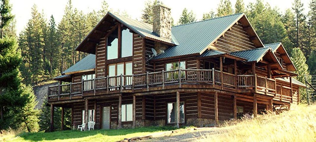 MISSOULA RIVER LODGE - Superior - House